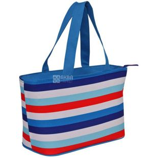 Time Eco TE-1507, Cooler Bag, Striped, 7 L