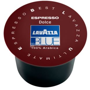 Lavazza Blue Espresso Dolce, Кава в капсулах, 1 шт.