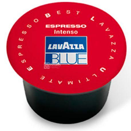 Lavazza, Blue Espresso Intenso, 1 шт., Кофе Лавацца, Блу Эспрессо, средней обжарки, в капсулах