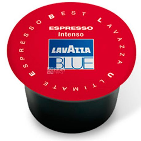 Lavazza Blue Espresso Intenso, Кофе в капсулах, 1 шт.
