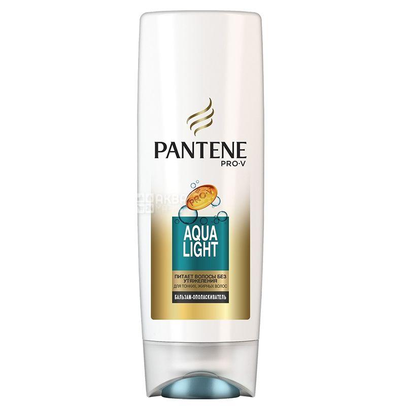 Pantene Pro-V Aqua Light, Кондиционер-бальзам для жирных, тонких волос, 200 мл