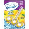 Блок туалетний для унітазу Roll Aroma Cristal Lemon, 51 г, ТМ Kolorado