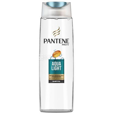 Pantene Aqua Light, Шампунь для тонких волос, 250 мл