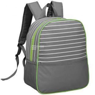 Time Eco Рюкзак-холодильник ізотермічний сірий, 25 л
