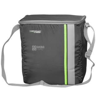 TermoCafe cooler bag, black and lime, 16 l, TM Thermos