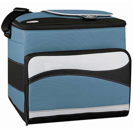 American cooler bag, blue-white, 12 l, TM Thermos