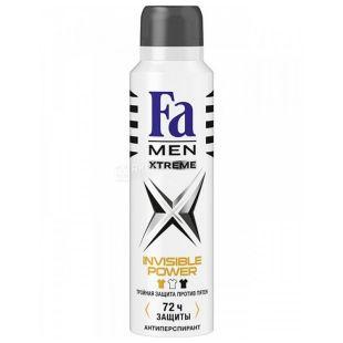 Fa Men Xtreme Спрей Невидимий захист, 150 мл