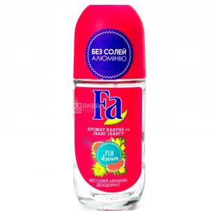 Fa Fiji Dream, Дезодорант-антиперспирант, Арбуз и иланг-иланг, 50 мл