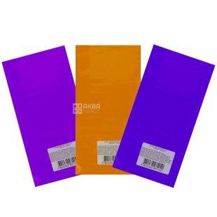 Envelope E-65 (220Х110 mm) assorted, 10 pieces, with adhesive tape, TM Ukrpapir