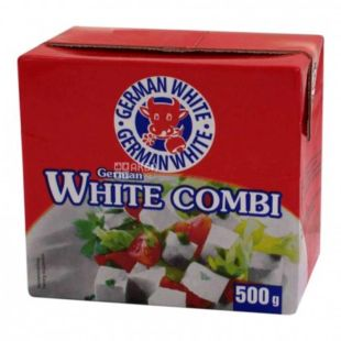 German White Combi, Soft Cheese, 500 g