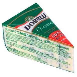 Käserei Champignon Dorblu Classic, Blue mold cheese, 100 g