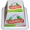 Сыр из козьего молока, пирамидка, 49%, 150 г, ТМ Chavroux