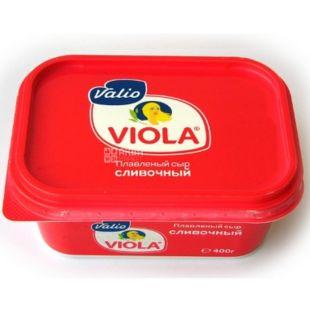 Viola Сыр плавленый сливочный, 60%, 400 г