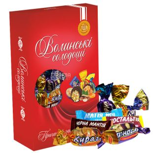 Volyn Sweets, Festive, a set of sweets, 500 g