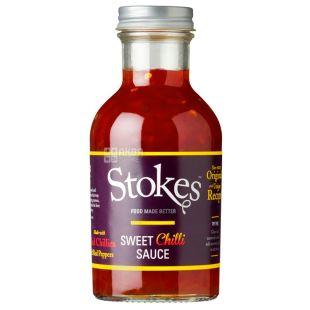 Соус сладкий чили, 320 г, ТМ Stokes