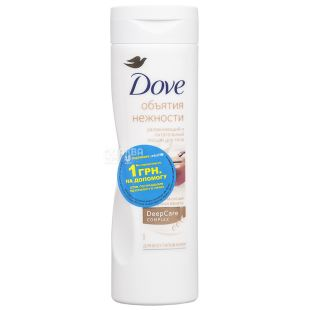Dove, Лосьйон для тіла, Обійми ніжності, з маслом ши, 250 мл