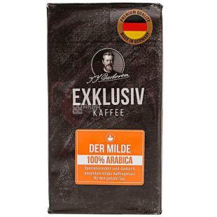 J.J. Darboven Exklusiv der Milde, 250 г, Кофе Дарбовен Эксклюзив, средней обжарки, молотый