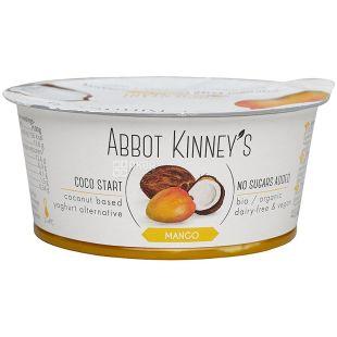 Abbot Kinney's, Йогурт органический манго и кокос, 125 мл