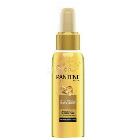 Pantene, Oil recovery keratin with vitamin E, 100 ml