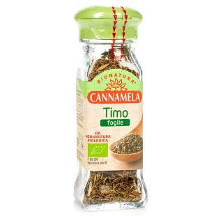 Cannamela, Organic Thyme, 15 g