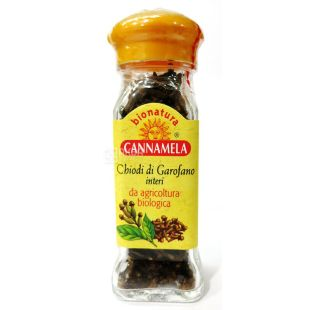 Cannamela, Clove Whole Organic, 32 g