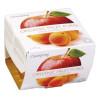 Organic fruit puree, Apple-Apricot, 2x100g, TM Clearspring