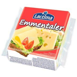 Lactima Emmentaler, Сыр тостовый, 130 г