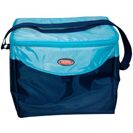 Cool Zone cooler bag, 14 l, blue-blue, TM Thermos
