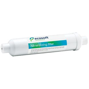 Ecosoft Mineralizer for reverse osmosis filters, 2 * 10