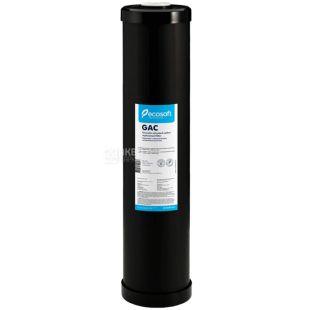 Ecosoft, Granular Activated Carbon Cartridge, 4.5 * 20