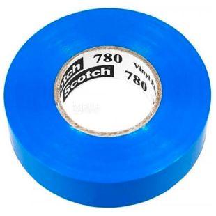 Изолента Scotch, синяя, 19 мм х 20 м х 0,18 мм, ТМ ЗМ