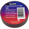 Electrical tape Scotch, black, 19 mm x 20 mx 0.18 mm, TM ZM