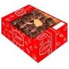 Delicia, 1 кг, Печиво здобне з апельсиновим смаком