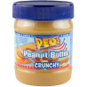 PEO's Peanut Butter Crunchy, Peanut Butter, 340 g