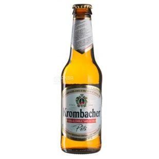 Krombacher, Пиво безалкогольное, 0,33 л