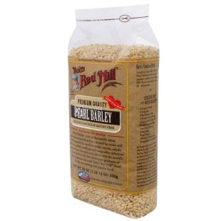 Bob's Red Mill, Pearl Barley, 850 г, Бобс Ред Милл, Крупа перловая