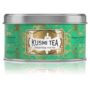 Kusmi Tea, Darjeeling, 125 г, Чай зеленый Кусми Ти, Дарджилинг, ж/б