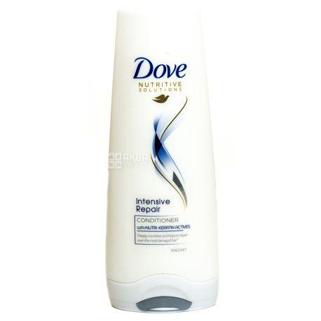Dove Nutritive Solutions, Бальзам-ополіскувач для пошкодженого волосся, 200 мл