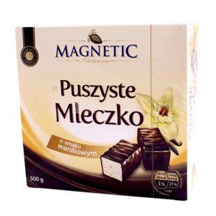 Конфеты Птичье молоко с ванилью, 500 г, ТМ Magnetic