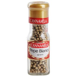 Cannamela, White pepper, 32 g