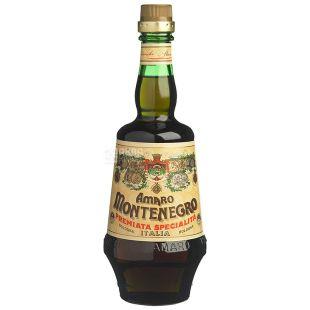 Bitter, Amaro Montenegro, 1 l, TM Montenegro