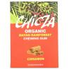 Organic Chewing Gum Cinnamon, 30 g, TM Chicza
