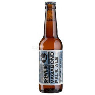 BrewDog Vagabond Pale Ale, Пиво светлое без глютена, 330 мл