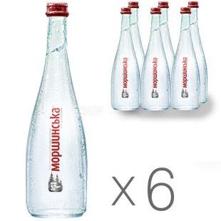 Моршинская, Вода негазированная, 0,75 л, упаковка 6 шт.