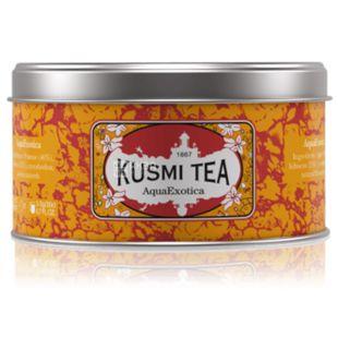 Kusmi Tea, AquaExotica, 125 г, Чай фруктово-цветочный Кусми Ти, Аква Экзотика