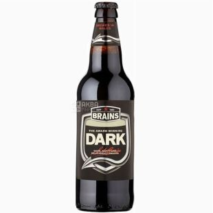 Brains Dark, Dark Beer, 0.5 L