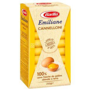 Barilla Emiliane Cannelloni, 250 g, Egg Pasta Barilla Emiliane Cannelloni