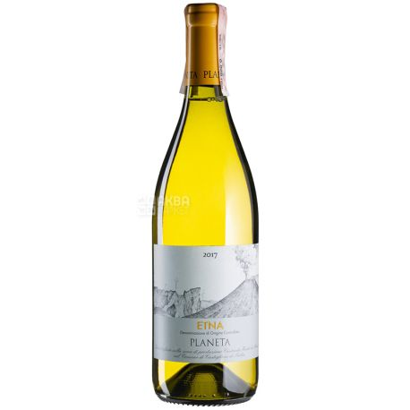 Planeta, Etna Bianco 2017, Вино белое сухое, 0,75 л