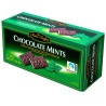 Maitre Truffout, Chocolate black portion with menthol, Fine Mints, 200 g