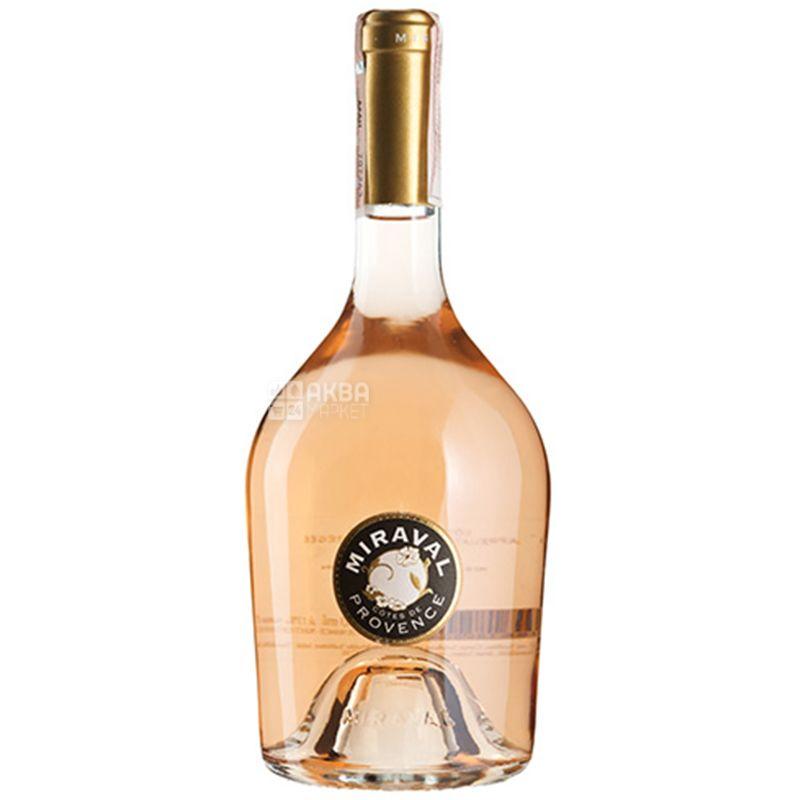 Perrin et Fils, Miraval Provence Rose, Вино розовое сухое, 0,75 л